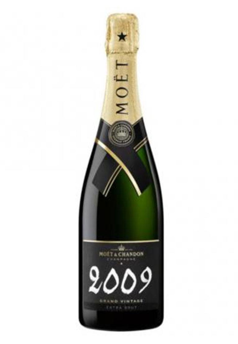 Champagne Moet Chandon Grand Vintage 2009