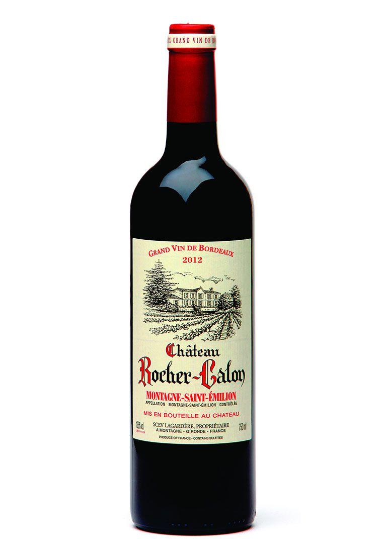 Château Rocher-Calon 750ml