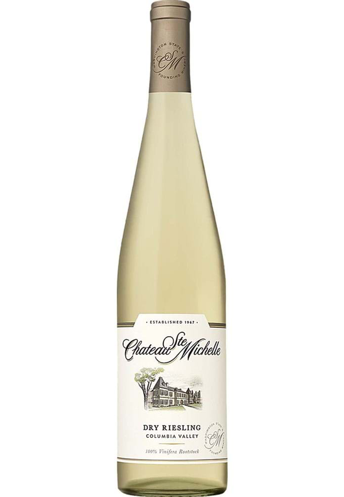 Chateau Ste Michelle Dry Riesling 2019