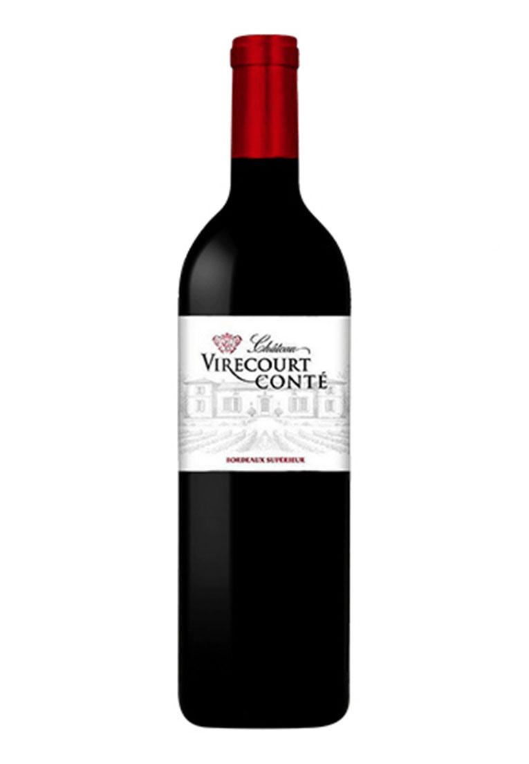 Château Virecourt Conté Bordeaux Supérieur 2016