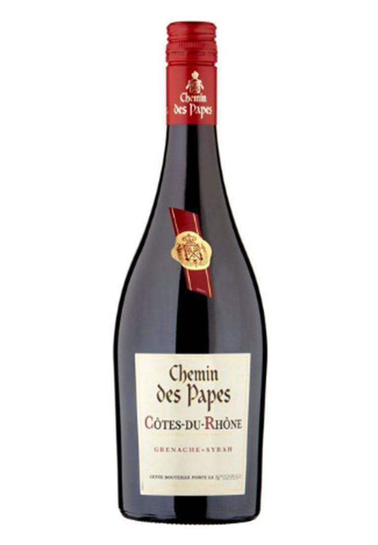 Chemin Des Papes Côtes du Rhône 2018