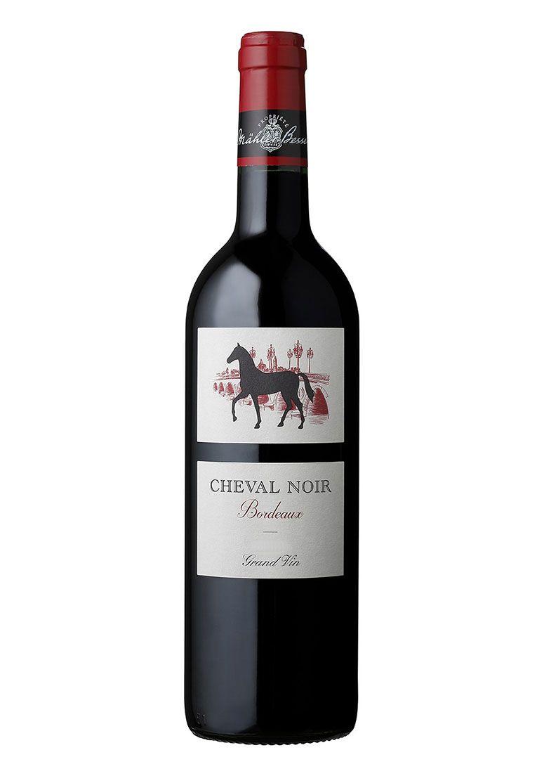 Cheval Noir Grand Vin Boudeaux Rouge 2016