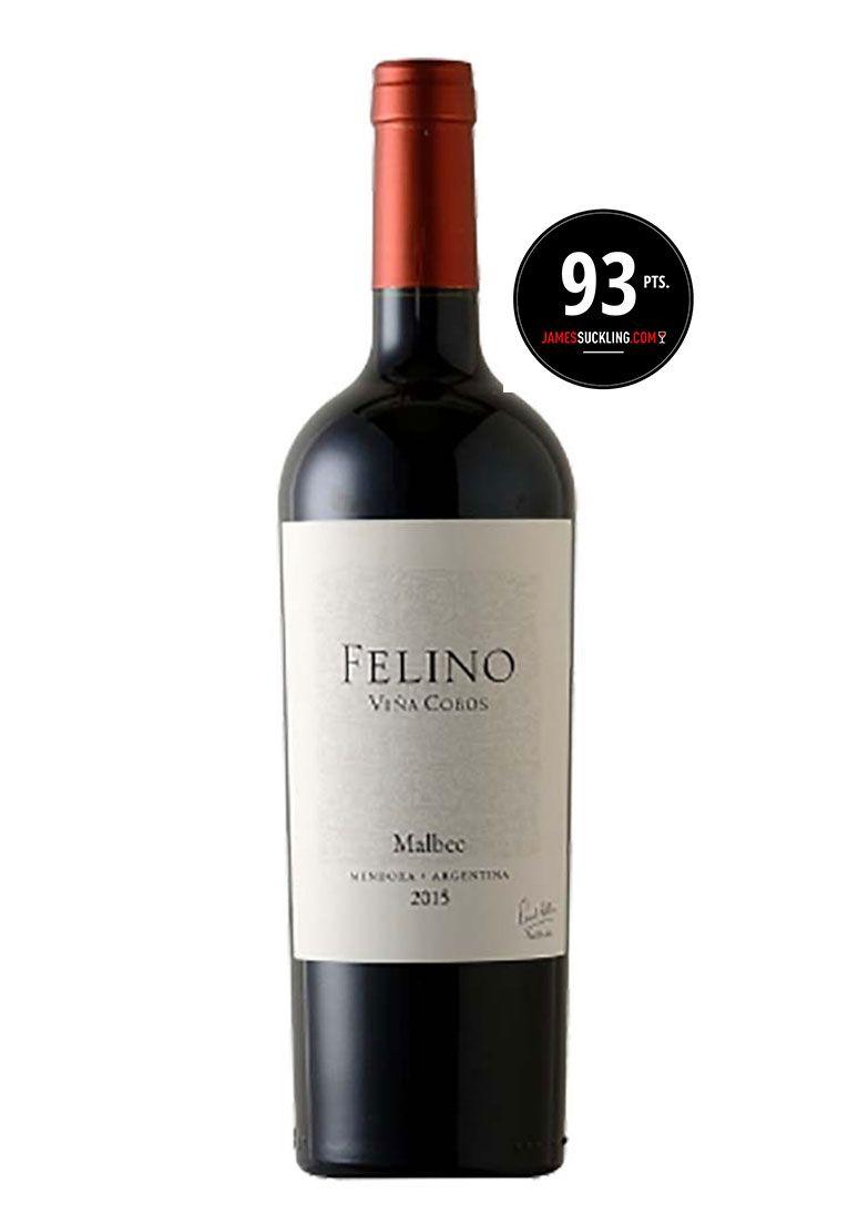 Cobos Felino Malbec 750ml