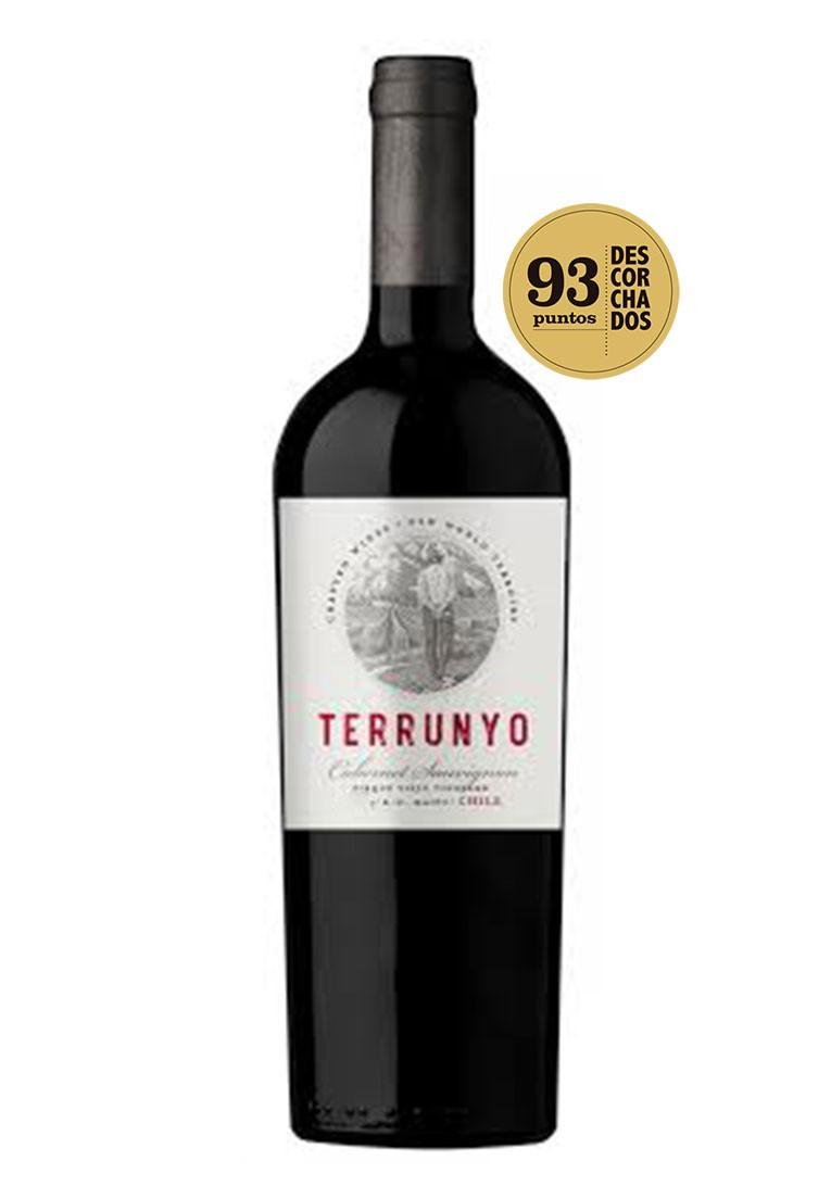 Concha y Toro Terrunyo Cabernet Sauvignon 2017