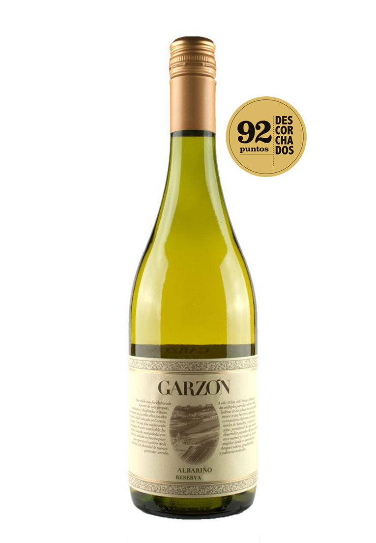 Kit Garzón Páscoa: Vinho Reserva Albariño + Azeite Corte Italiano