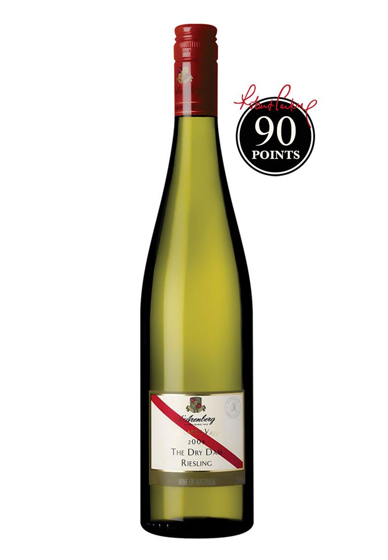d'Arenberg The Dry Dam Riesling 750ml