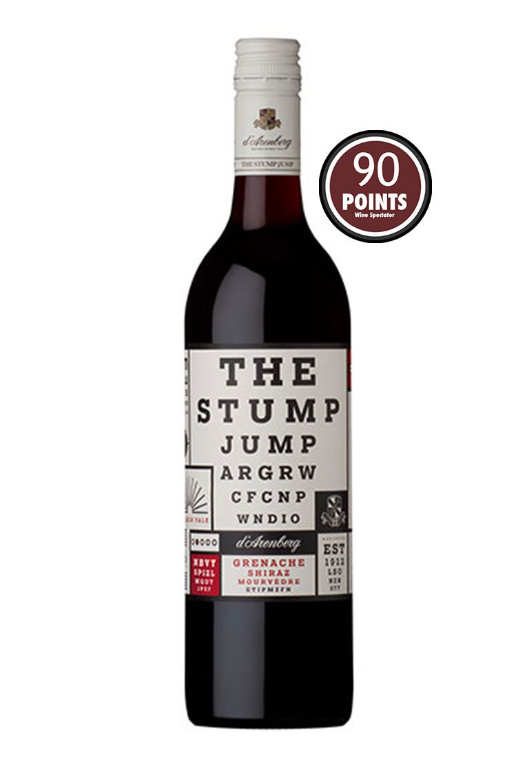 d'Arenberg The Stump Jump 750ml