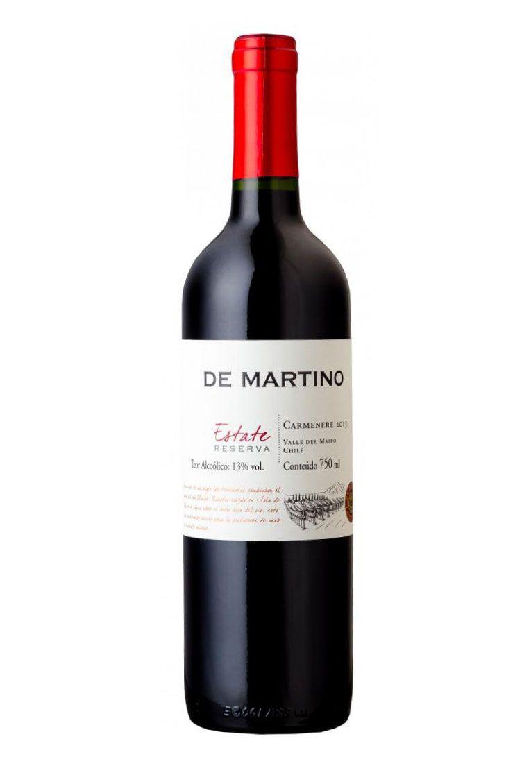 De Martino Carmenere Estate Reserva 750ml