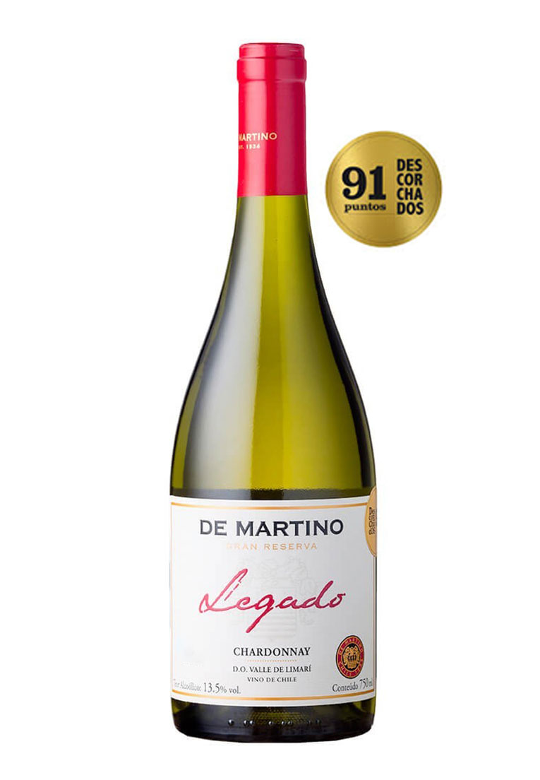 De Martino Gran Reserva Legado Chardonnay 2018