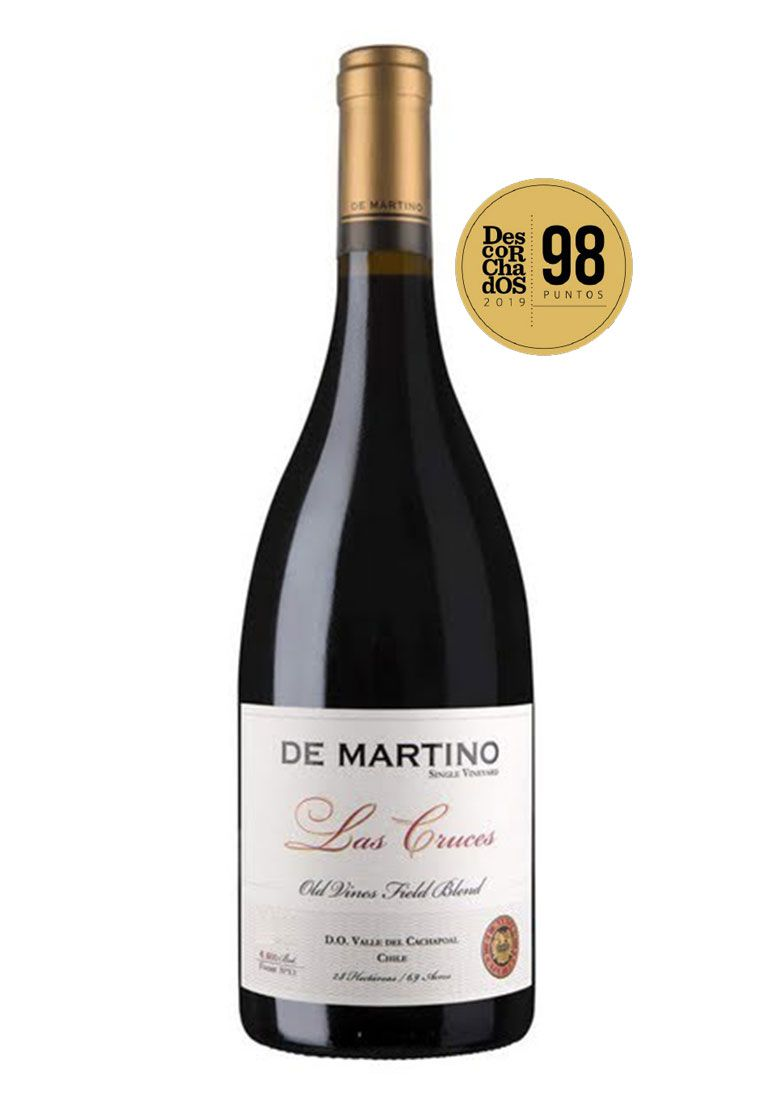 De Martino Old Bush Single Vineyard Las Cruces 2016