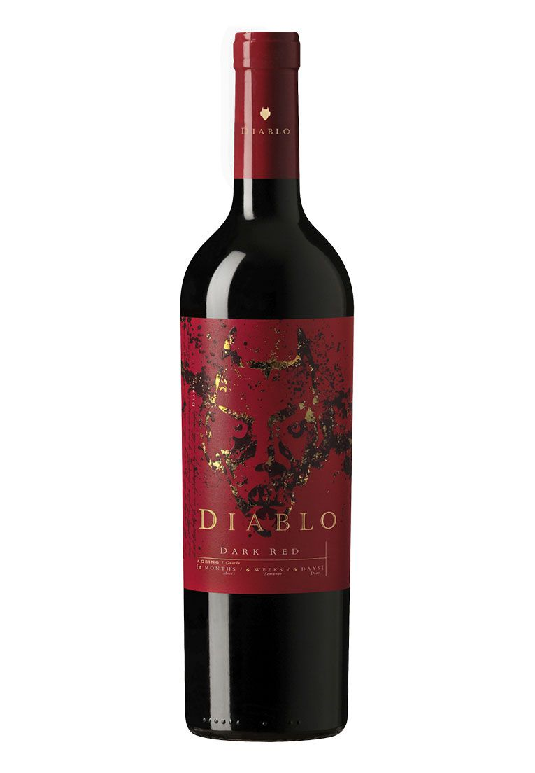 Diablo Dark Red 750ml