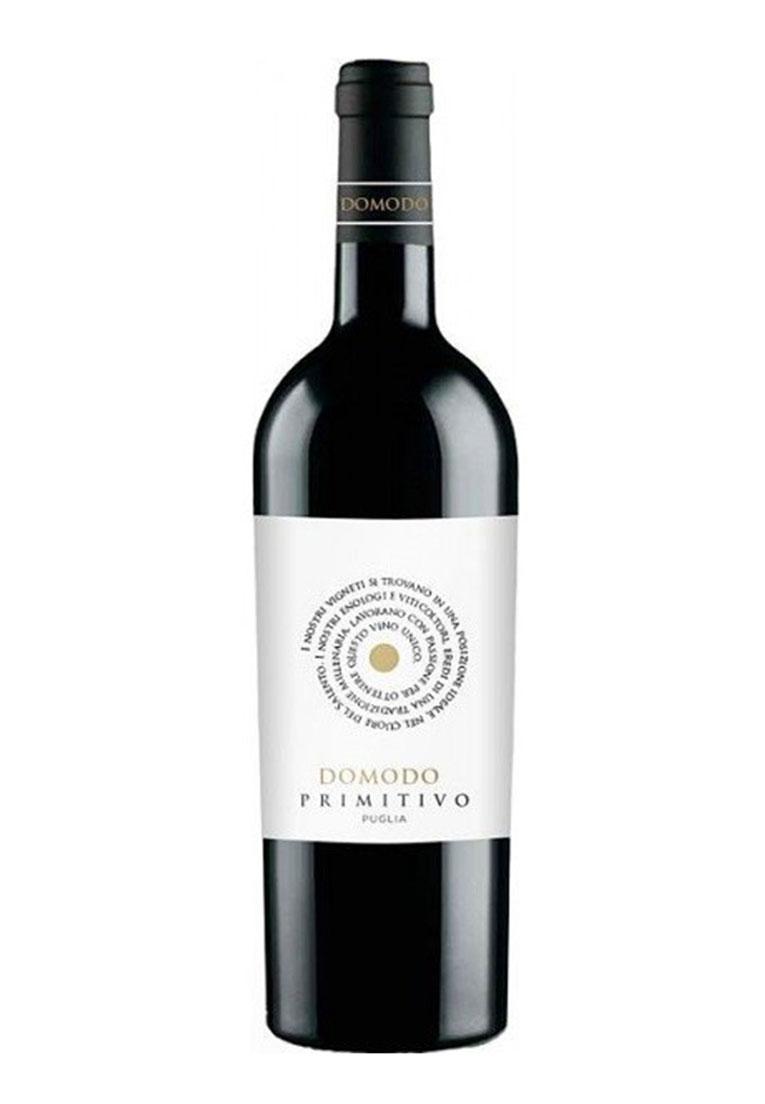 Domodo Primitivo Puglia IGP 2020