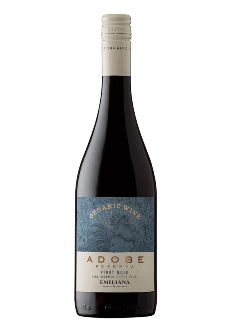 Emiliana Adobe Pinot Noir Reserva 2019