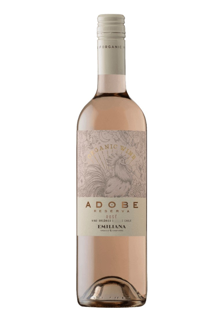 Emiliana Adobe Rosé Reserva 2020