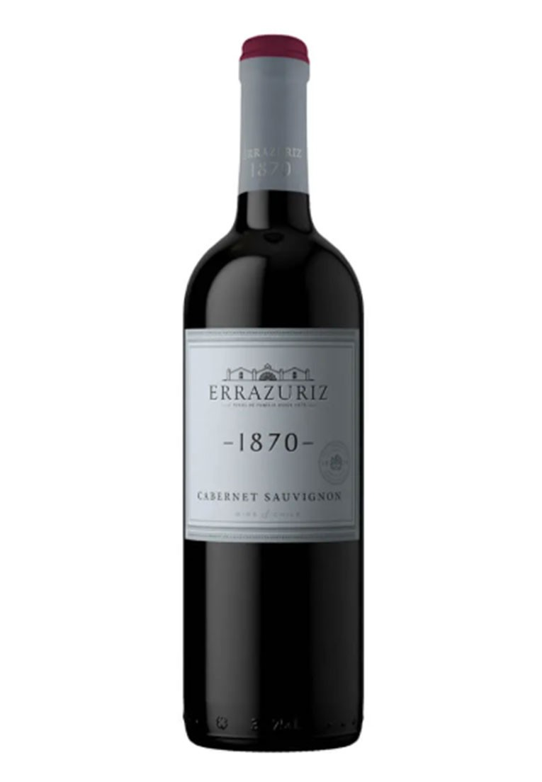 Errazuriz 1870 Cabernet Sauvignon 2017