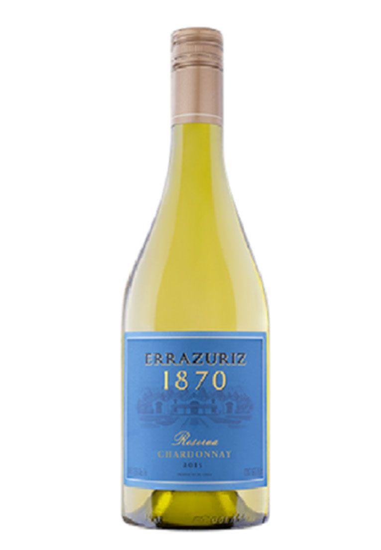 Errazuriz 1870 Chardonnay Reserva - 750ml