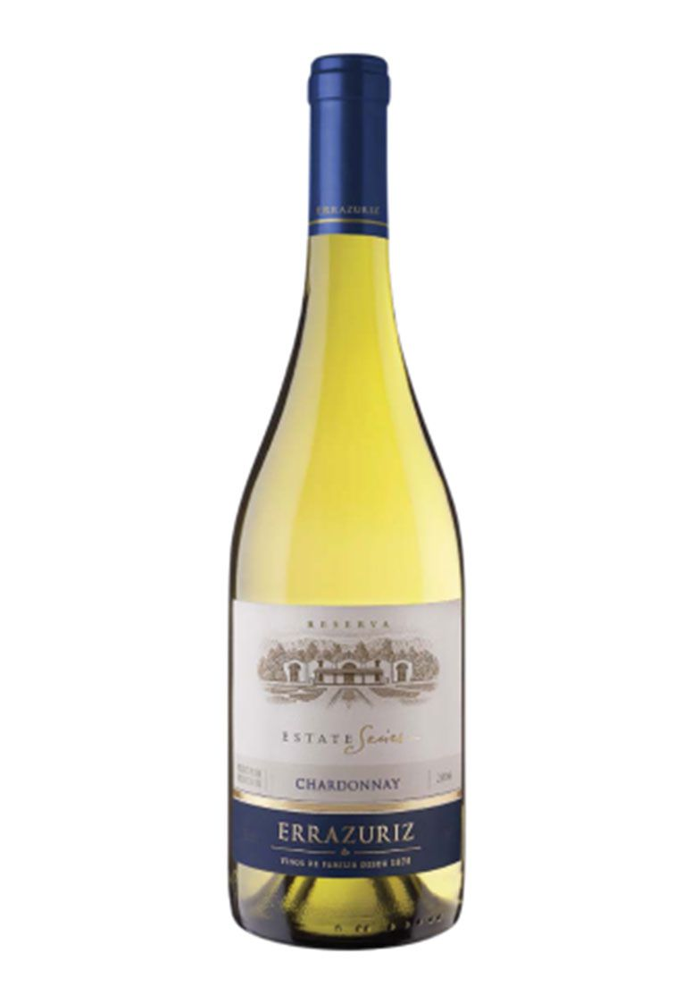 Errazuriz Estate Series Reserva Chardonnay 750ml