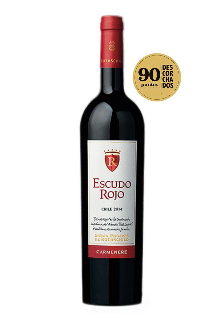 Escudo Rojo Carmenere 750ml