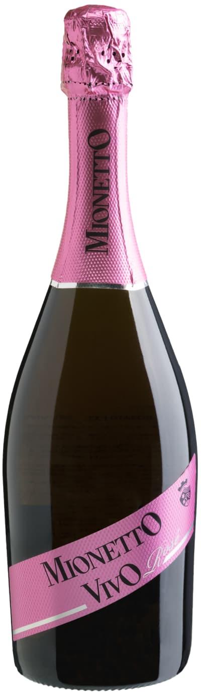 Espumante Mionetto Vivo Rosé Extra Dry 750ml