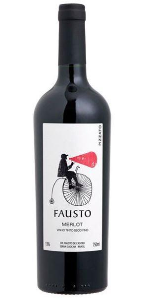 Fausto de Pizzato Merlot 2019