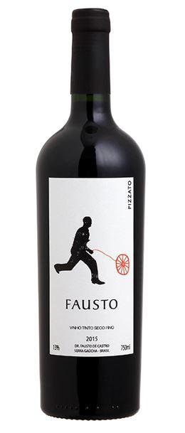 Fausto de Pizzato Tannat 2019