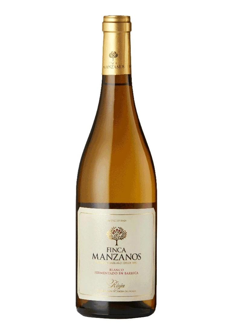 Finca Manzanos Blanco Barrica Rioja 2018