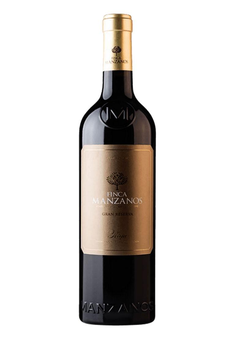 Finca Manzanos Gran Reserva Rioja 2008