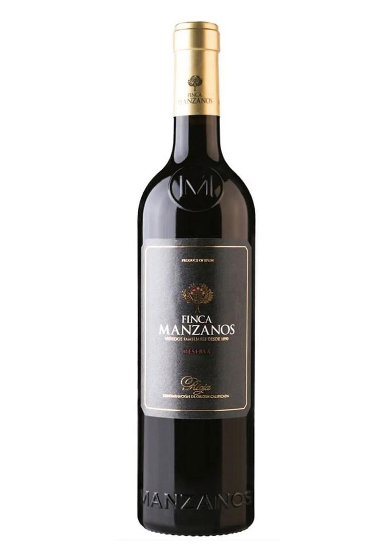 Finca Manzanos Reserva Rioja 2014
