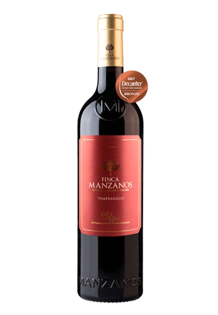 Finca Manzanos Tempranillo Rioja 2018
