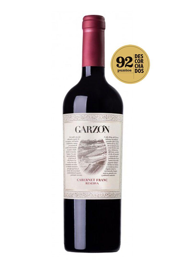 Garzón Reserva Cabernet Franc 2018