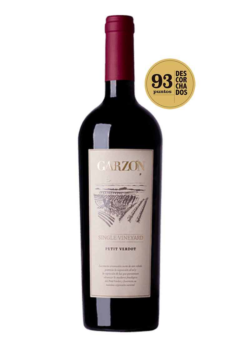 Garzón Single Vineyard Petit Verdot 750ml