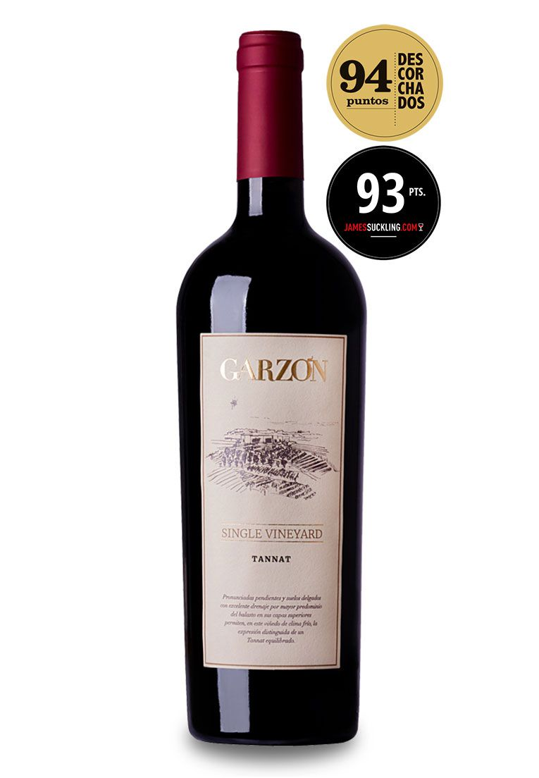 Garzón Single Vineyard Tannat 750ml