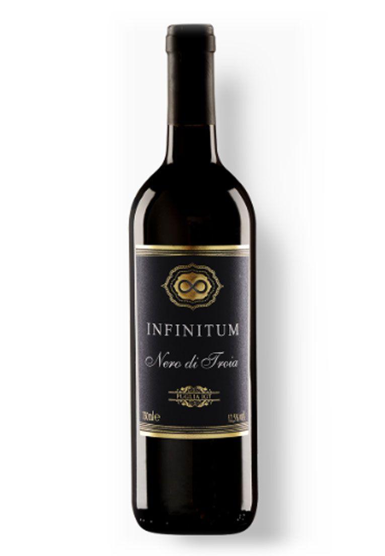 Infinitum Nero di Troia Puglia IGT 750ml