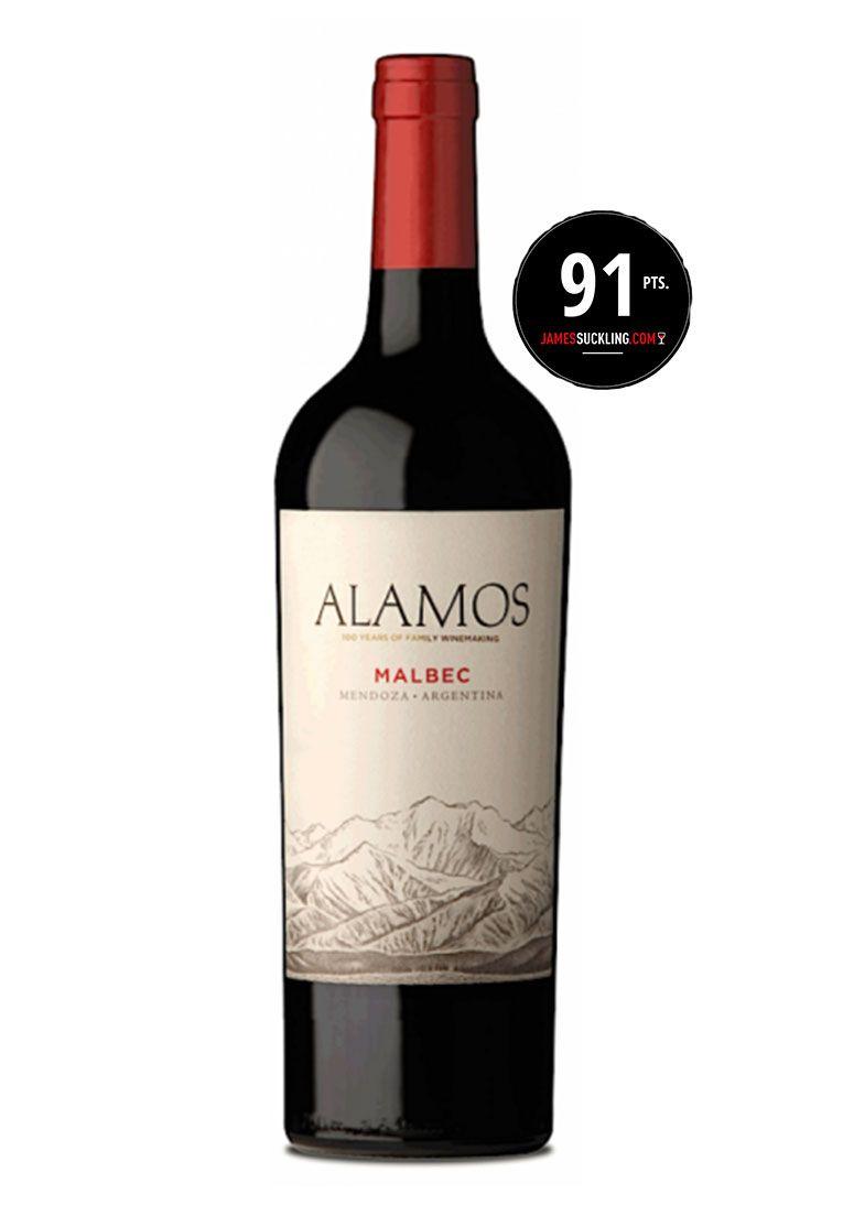 Kit Malbec: Alamos, Felino e Altosur (3 garrafas)
