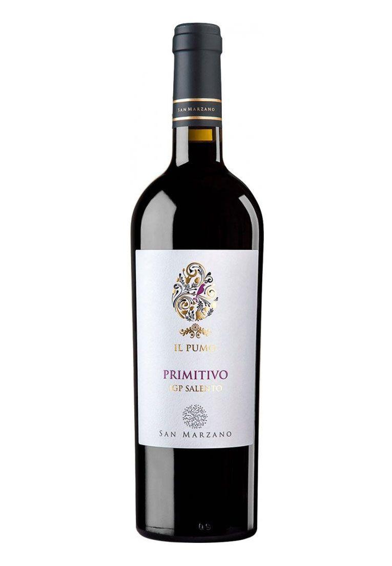 Kit Primitivo: Luccarelli, A. Mare e Il Pumo (3 garrafas)