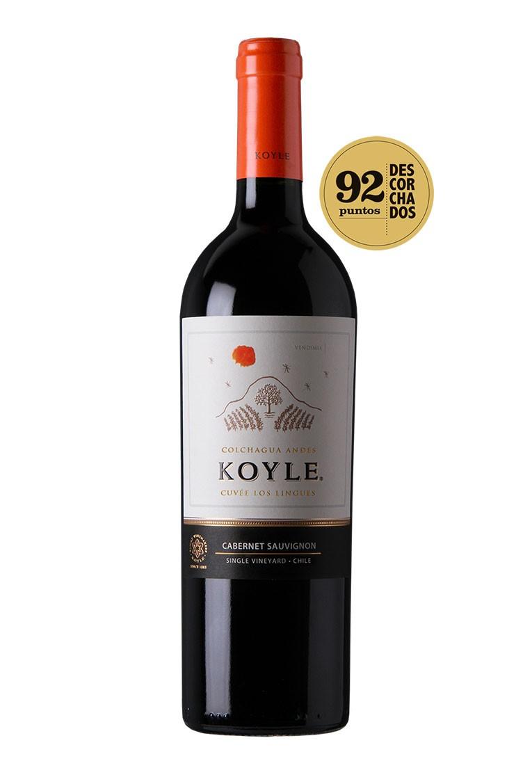 Koyle Cuvée Los Lingues Cabernet Sauvignon 2017