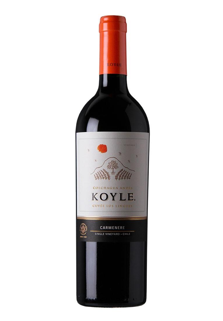 Koyle Cuvée Los Lingues Carmenere 2019