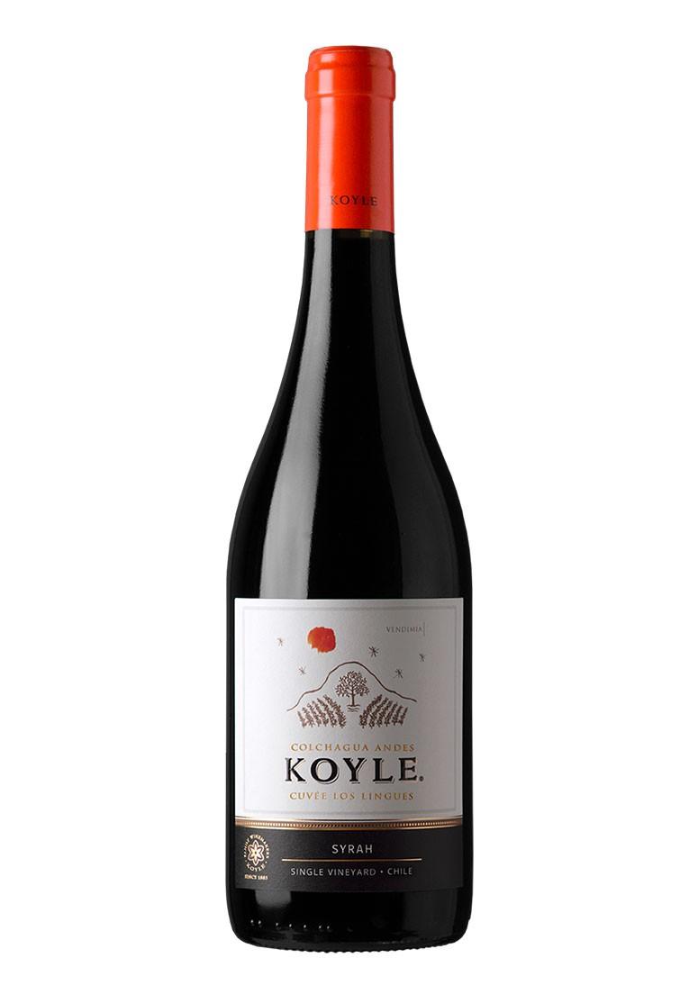 Koyle Cuvée Los Lingues Syrah 2018