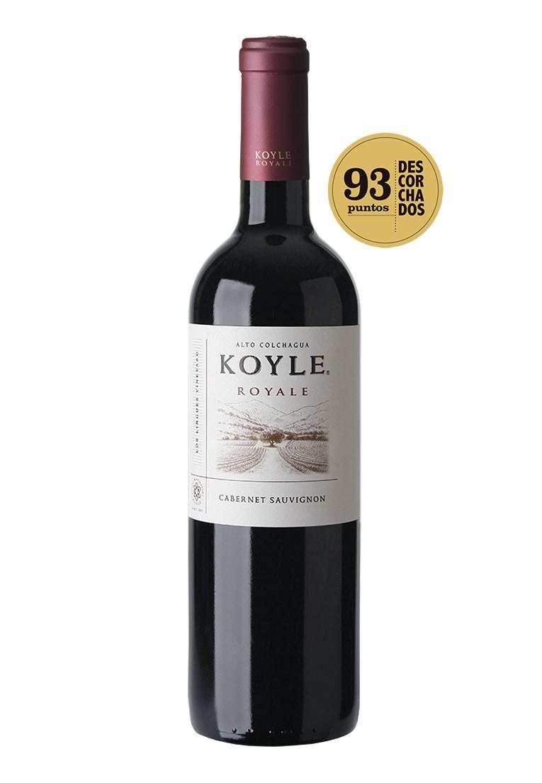 Koyle Royale Cabernet Sauvignon 2017