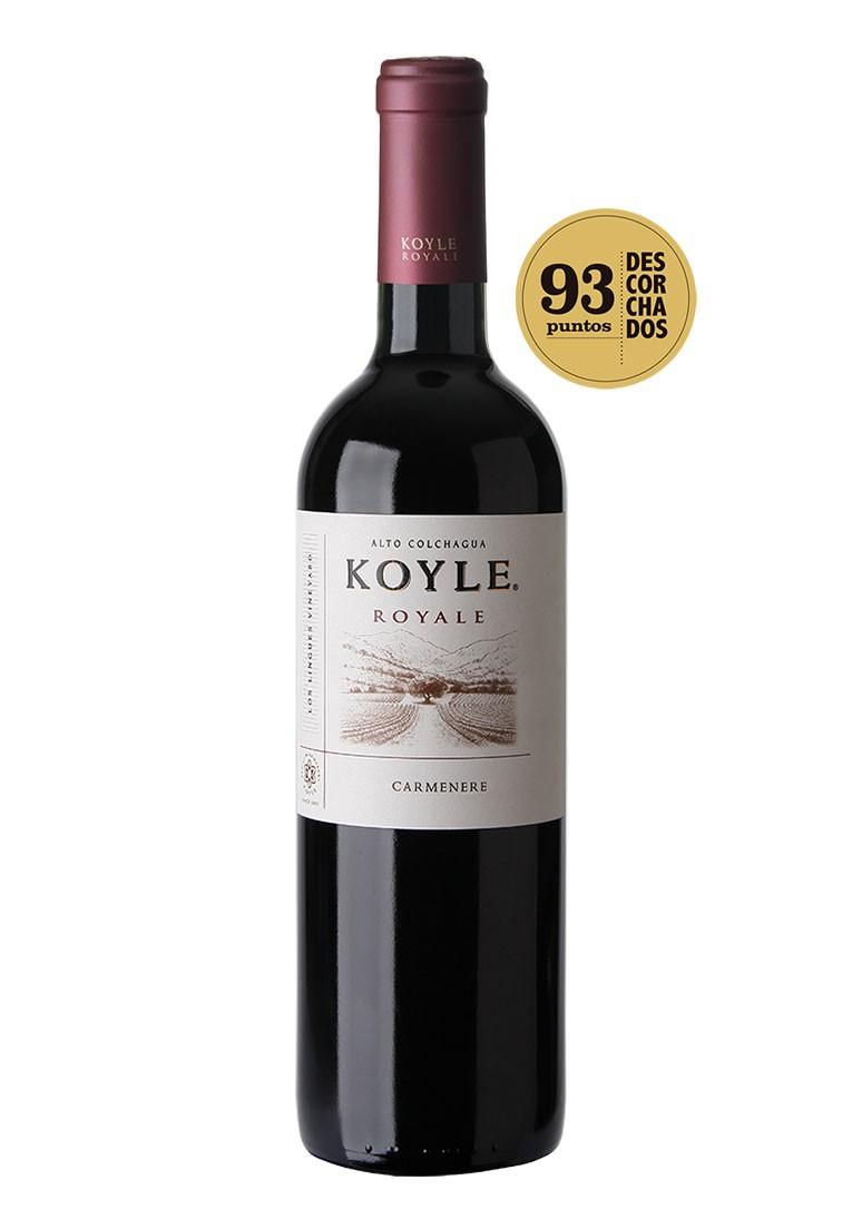 Koyle Royale Carmenere 2018