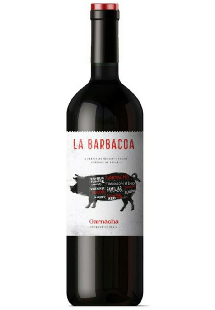La Barbacoa Garnacha 2020