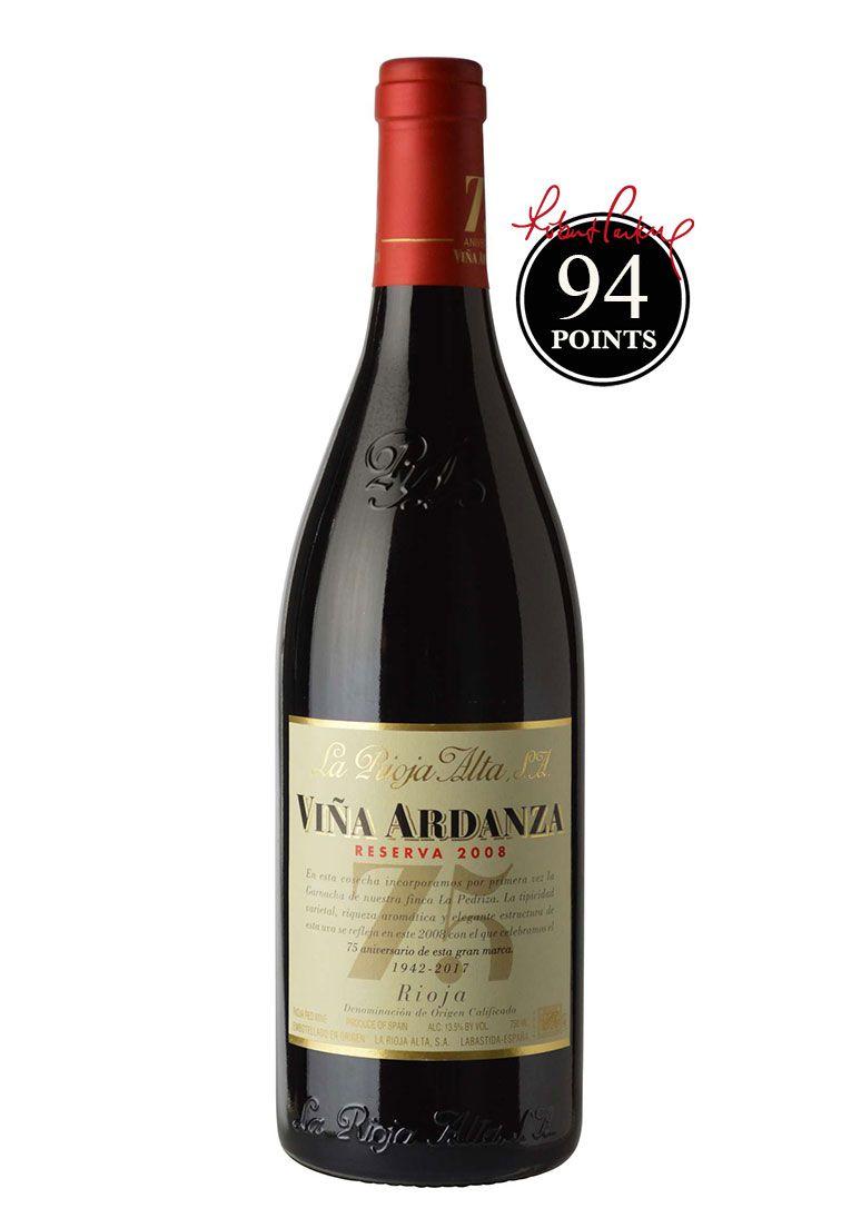 La Rioja Alta Viña Ardanza Reserva 750ml