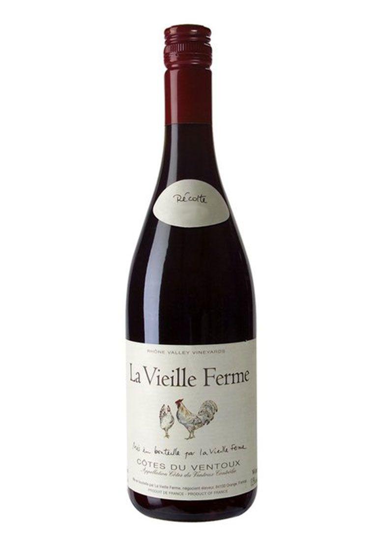 La Vieille Ferme Rouge 750ml