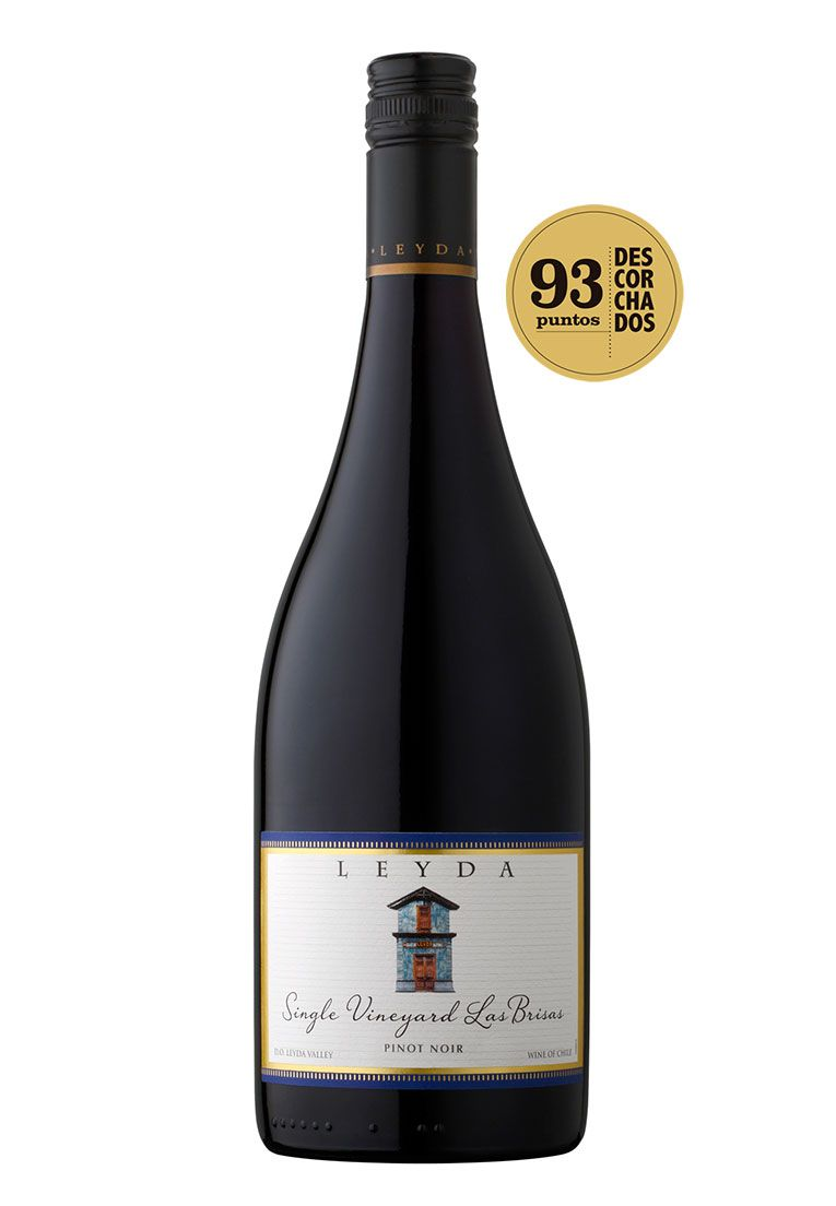 Leyda Single Vineyard Pinot Noir Las Brisas 750ml
