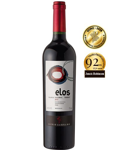 Lidio Carraro Elos Touriga Nacional Tannat 750ml