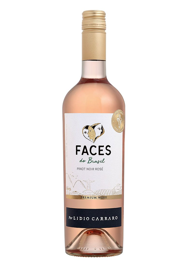 Lidio Carraro Faces Pinot Noir Rosé 750ml