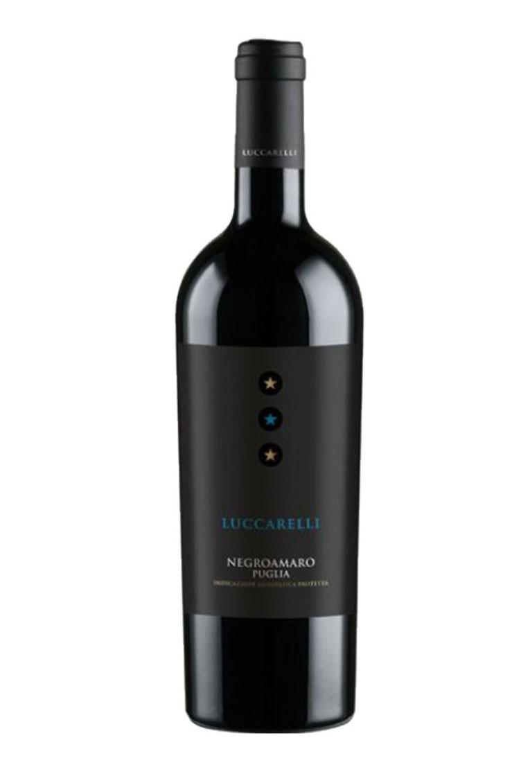 Luccarelli Negroamaro Puglia 2019