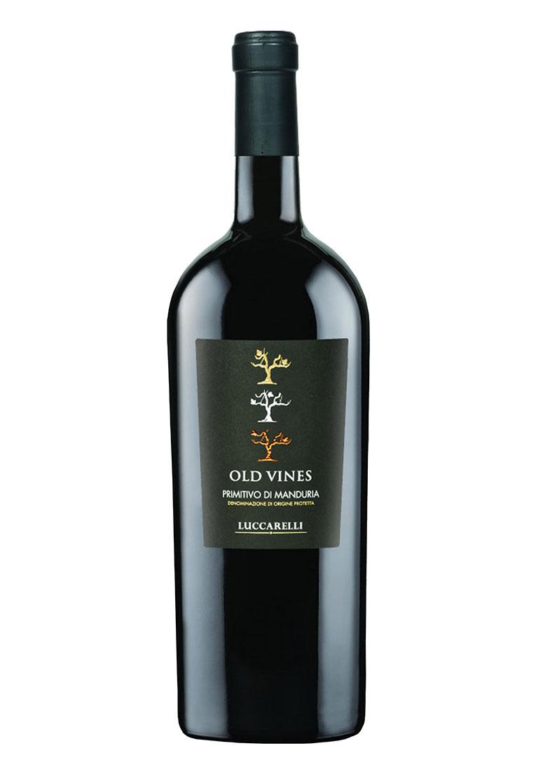 Luccarelli Old Vines Primitivo di Manduria 2018