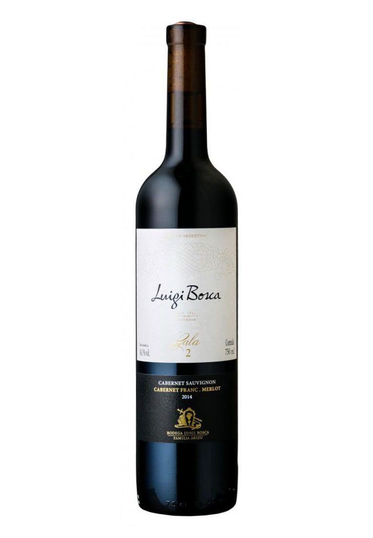 Luigi Bosca Gala 2 Cabernet Sauvignon Cabernet Franc Merlot 2016