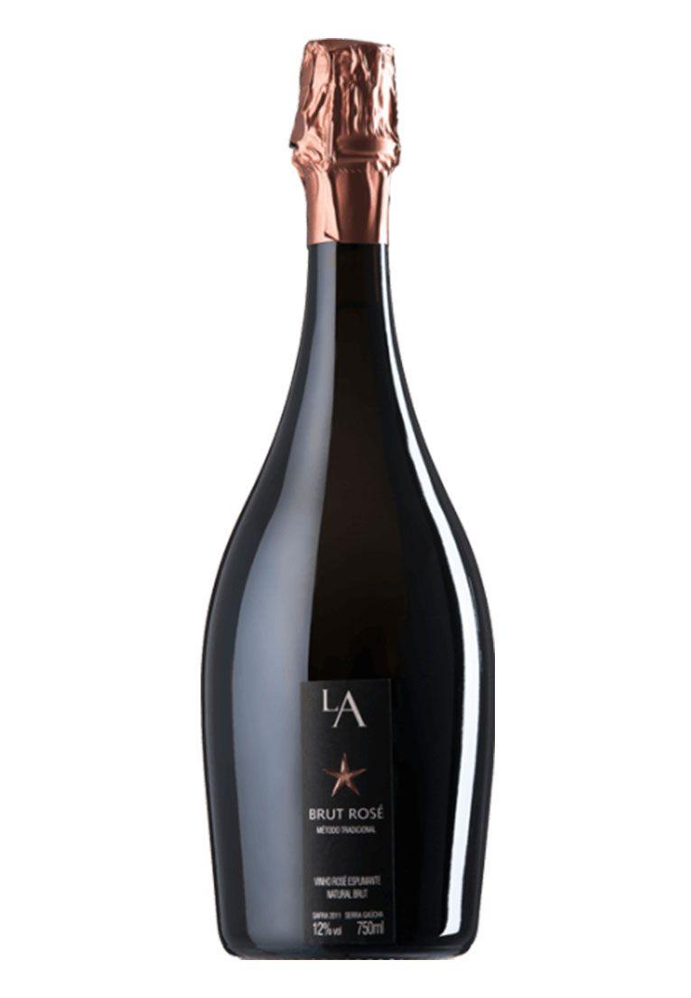 Luiz Argenta Espumante Brut Rosé Clássico 750ml